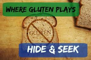 GLUTEN HIDE AND SEEK
